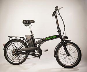 Bici elettrica BIWBIK pieghevole Book 200