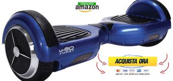 Cora u-Go Smart Mini Scooter Hi-Tech Hoverboard: offerta Amazon