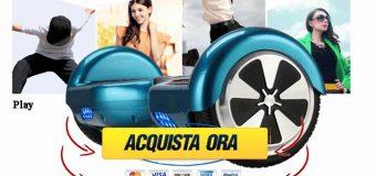 Q3 TWO Scooter Autobilanciato – HoverBoard: recensione e prezzo