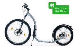 Monopattino Kickbike Cross MAX 20D+: offerta Amazon e Recensione